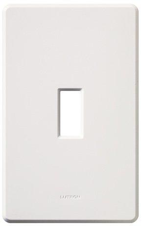 fassada screwless gloss wall plate single gang discount dimmers discount lutron. Black Bedroom Furniture Sets. Home Design Ideas