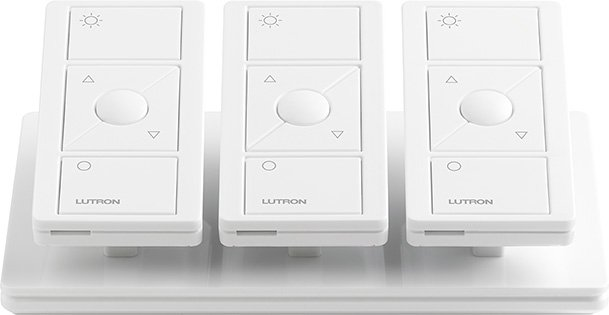 Pico Triple Table Top Pedestal Discount Dimmers